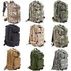 30L Military Tactical Rucksacks Backpack Bag Hiking Trekking Camping waterproof