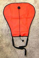 "70 LBS Lift Bag w/ Valve High Quality Nylon Tech Scuba Diving Salvage 28"" x 25"""