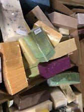 1000lbs Wholesale HandMade Soap Natural Bulk Lot Loaves essential Artisan pallet