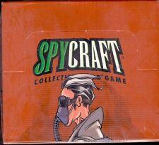 SPY CRAFT CCG 1 BOITE DE 48 BOOSTERS EXTINCTION AGENDA