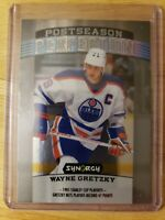 2018-19 Upper Deck Synergy WAYNE GRETZKY Postseason Perfection #PS-1 Oilers