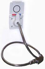 EXTERNAL PLUG-IN SHOWER MIXER HOT & COLD TRIGGER SHOWER HEAD - MOTORHOME/BOAT
