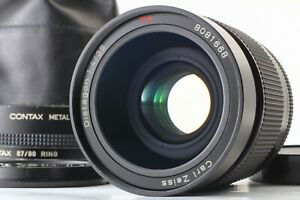 [Opt N MINT] CONTAX Carl Zeiss Distagon T* 35mm f1.4 MMJ MF C/Y Lens from JAPAN