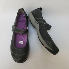 Dansko Womens Shoes Flats Mary Janes Strap Black Size US 8.5-9 EU 39