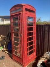 Red k6 telephone box