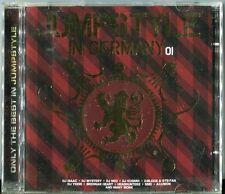Jumpstyle in Germany Vol. 1   cd sampler 2 cds  ©2008 - 32 tracks