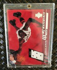 2000 UPPER DECK MICHAEL JORDAN CHICAGO BULLS GAME USED SHOE CARD MJ MATERIALS