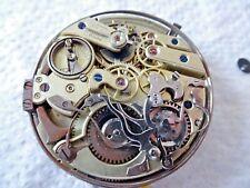 repater Chronograph  POCKET WATCH MOVEMENT HIGH GRADE  workking  43mm(Z427)