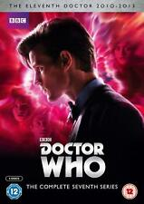 Doctor Who: The Complete Seventh 7th Series 7   season 7 seven 7th - 5 disc DVD