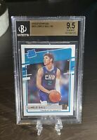 2020-21 Donruss #202 LaMelo Ball Rated Rookie Charlotte Hornets BGS 9.5 🔥🔥