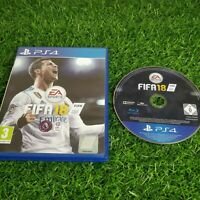 FIFA 18 PlayStation 4 (PS4) Sony Playstation - PAL