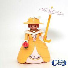Playmobil Casa De Muñecas 1900 Figura: Noble Dame en Miriñaque con Sombrilla &
