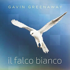 GAVIN GREENAWAY Il Falco Bianco 2016 UK 14-track CD NEW / SEALED Hans Zimmer