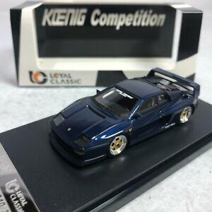 1/64 YM LC Classic Ferrari TESTAROSSA KOENIG Competition Blue