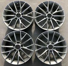 4 Orig BMW Alufelgen Styling 380 7Jx17 ET40 6796205 1er F20 F21 2er F22 F23 FB79