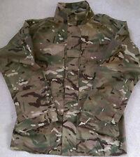 """BRITISH ARMY MTP SHIRT MEDIUM 36"""" CHEST 170/90 M65, TEMPERATE, multicam, COMBAT"""