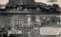 Postcard The Town Restaurant in New Brunswick, New Jersey~115220