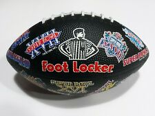 Foot Locker 30 Years Of Super Bowls Football 1966-1997 Vintage Collectible 90's