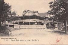 Postcard Neptune Inn Avon by the Sea NJ