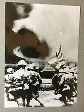 ww2 photo press  Army of Japan , attack in Chine 1940        A85