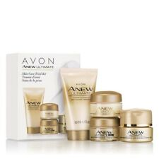 Avon Anew Ultimate Skin Care Trial Kit 50 Years or Older Day, Night, & Eye Cream