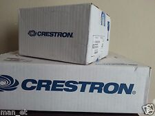 """Crestron Tsw-552-B-S 5"""" touch screen touchpanel Core3 Sip voice recognition"""