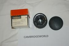 Novoflex 105mm F4.0 auto short mount lens in Pentax M42 screw mount in box NEW