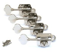 LEFTY Gotoh Vintage Nickel Pre-CBS Style Bass Tuners Fender P/Jazz® TK-0790-L01
