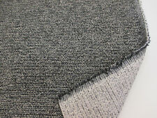 "Charcoal Grey ""Multi tonal texture"" Heavy Upholstery Fabric. By NEXT"
