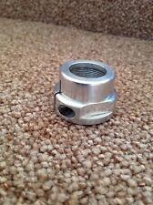 "Slick Tricks  BMX head Lock Nut 1"" Extremely Rare Genuine 1980s Hutch CW JMC"