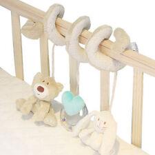 Baby Crib,Stroller,Cot,Buggy,Pram Car Seat Revolving Hanging Rattles Mobile Toy