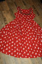 N99 @ Dirndl @ Miederdirndl @ Trachtenkleid @ 50th Vintage-Dress @ 36-38
