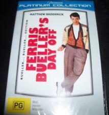 Ferris Bueller's day off (Matthew Broderick) (Australia Region 4) DVD - NEW