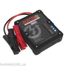Sealey E/Iniciar 1600 batería Jump Pack inicio de alimentación electrostart 1100A 12V USB