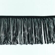 "15cm (6"") Dress Fringing/ Silky Looped Fringe Trim - 15 metres"