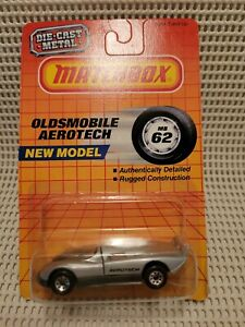 Matchbox  -Oldsmobile - Aerotech - # MB 62 - ***New On Card***
