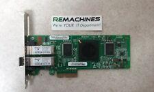 QLogic QLE2462-E PX2510401-55 C 4/2/1GBPS Dual Port PCIe Fibre Card HBA TESTED