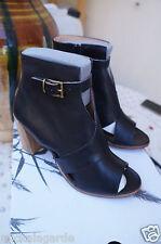 Neosens GLORIA, boots femme, Schwarz (EBONY), 39 EU -7€