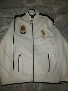 Ralph Lauren Polo Black Watch Track Jacket  Full Zip Size XXL BNWT See Pictures