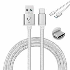 Câble USB TYPE-C nylon 1 mètre chargeur rapide pour téléphone mobile XIAOMI Mi 8