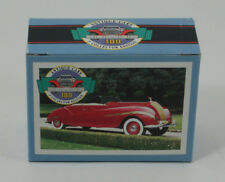 1992 Panini Antique Cars Factory Set