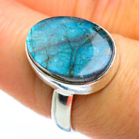Labradorite 925 Sterling Silver Ring Size 8 Ana Co Jewelry R46091
