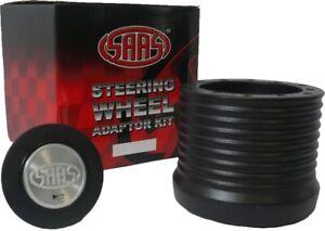 SAAS Steering Wheel Boss Kit fits Daewoo 1994-on - BK179L fits Daewoo Cielo 1...