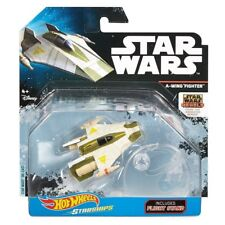 STAR WARS Rebels A-WING Fighter - 2016 Starship Hot Wheels model MISB