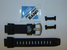 Cinturino Casio Originale Nero PRW-5100 PRG-250 PRG-510 PRW-2500 Placchette