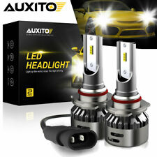 AUXITO 9006 LED Low Beam Kit Headlight for Honda Accord 97-2007 Civic 04-2013 A7