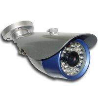 "Sunvision 480TVL Outdoor Bullet Camera 1/3"" Sony 48 IR LEDs Night Vision (55)"