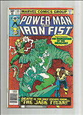 POWER MAN & IRON FIST #66: Bronze Age Grade 9.2 2nd Sabretooth Appearance!!