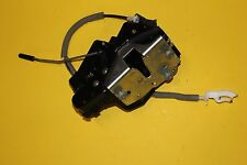 01-05 BMW 325XI 2.5L LEFT DRIVER REAR DOOR LOCK ACTUATOR LATCH OEM E46