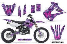 AMR Racing Kawasaki Graphic Kit Bike Decal KX 85/100 Decal MX Parts 01-11 BFLY P